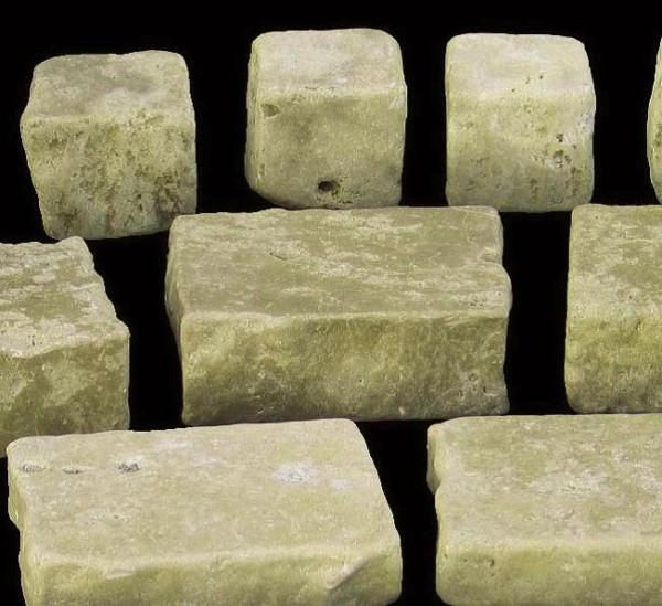 Pflastersteine Dolomit Castellina 6x8 cm