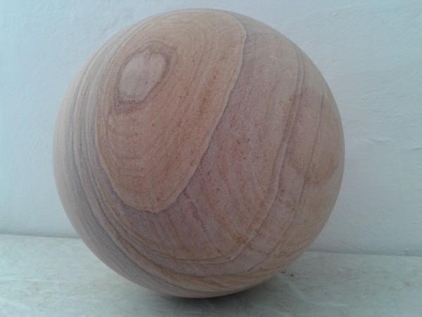Sandstein Kugel DN 20 cm