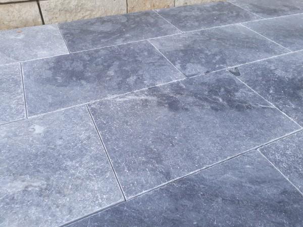 terrassenplatten travertin blue kalkstein steinhandel24. Black Bedroom Furniture Sets. Home Design Ideas