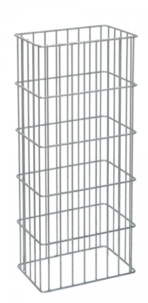 Gabionen-Säule RICA feuerverzinkt 1400x270x420 mm
