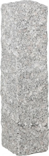 Palisade Granit hellgrau G603, 25 x 10 x 10 cm