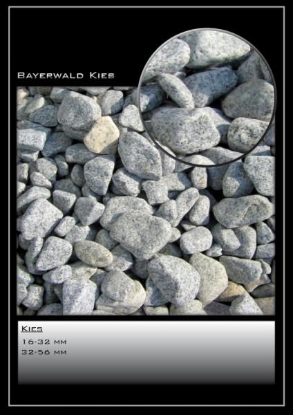 Zierkies Granit 40-60 mm