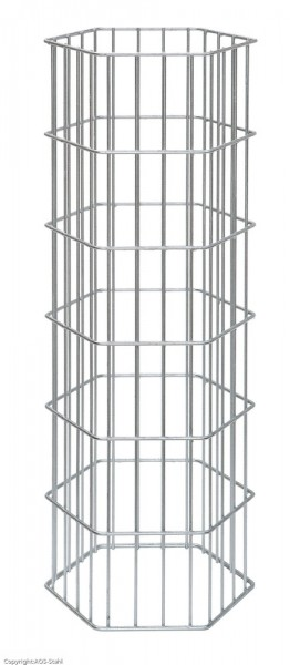 Gabionen-Säule ONDRA feuerverzinkt 1400