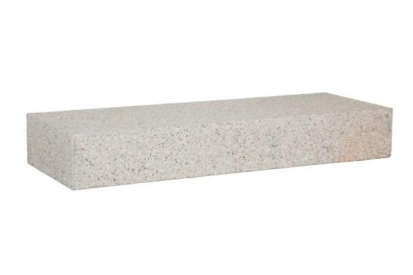 Blockstufe Granit gelb G682 100 x 35 x 15 cm