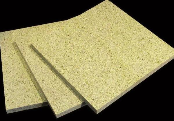 Terrassenplatten Granit gelb G682 80 x 80 x 3 cm