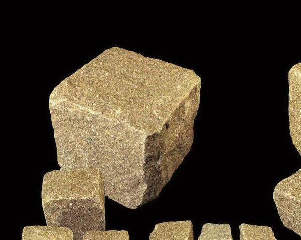 Pflastersteine Granit Manga 7x9 cm