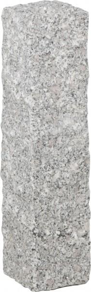 Palisade Granit hellgrau G603, 40 x 12 x 12 cm