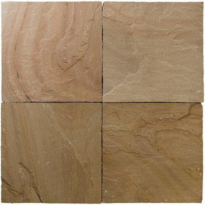 Terrassenplatten Sandstein Toscana 60x60x2,8 cm