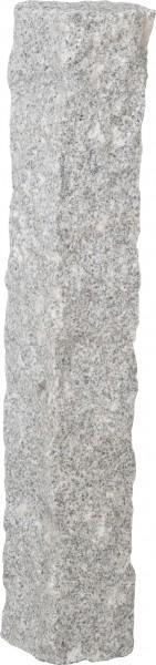 Palisade Granit hellgrau G603, 75 x 12 x 12 cm