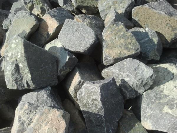Schroppen Basalt 60 x 120 mm