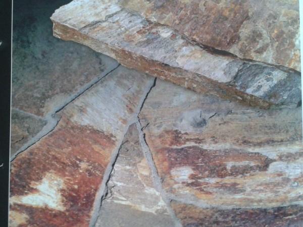 Polygonalplatten Stainzer-Hartgneis 6,0 - 10,0 cm stark